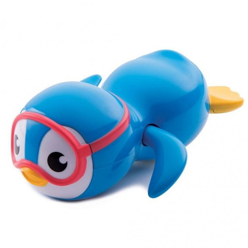 Pinguino nadador MUNCHKIN