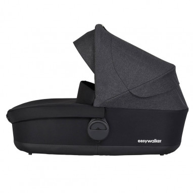 Harvey twin carrycot EASYWALKER Night Black