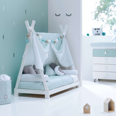 Pack cama Montessori INDY-12 ALONDRA