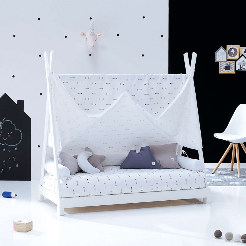Pack cama Montessori INDY-12 ALONDRA