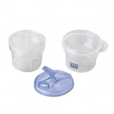 Dosificador leche en polvo 3 secciones SARO