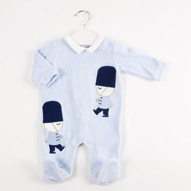 Pijama tundosado MAYORAL