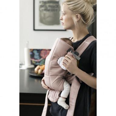 Mochila porta bebé mini 3D Cotton BABYBJÖRN