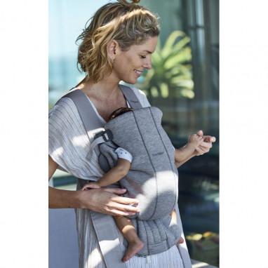Mochila porta bebé mini 3D Jersey BABYBJÖRN