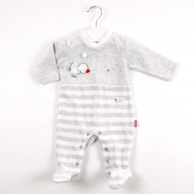 Pijama tundosado patito BAYON