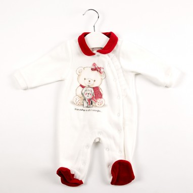 Pijama tundosado oso IDO