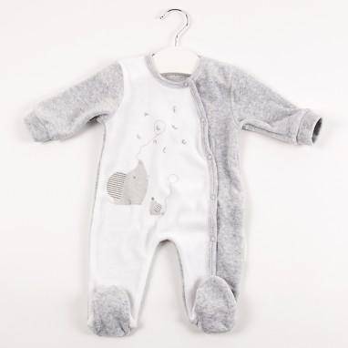 Pijama tundosado elefante BAYON
