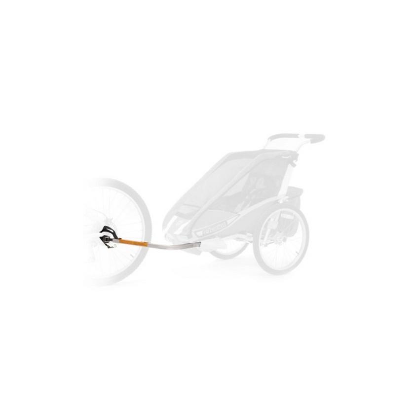 Set chariot para enganche bicicleta