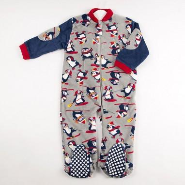 Pijama manta pinguino BAYON