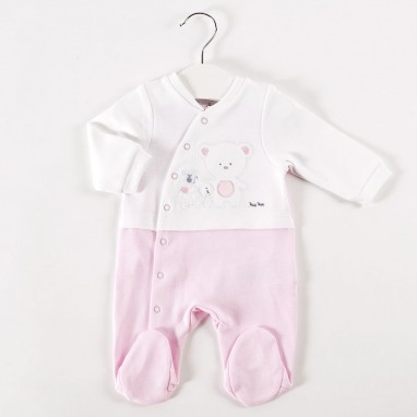 Pijama entero m/l osito BAYON