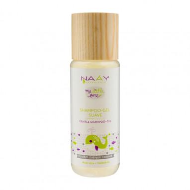 Shampoo gel suave infantil My Little One 200 ml NAAY