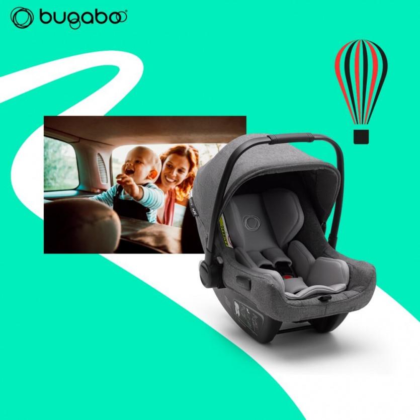 Silla de coche Bugaboo Turtle Air by Nuna