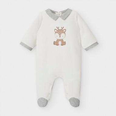 Pijama tundosado reno MAYORAL