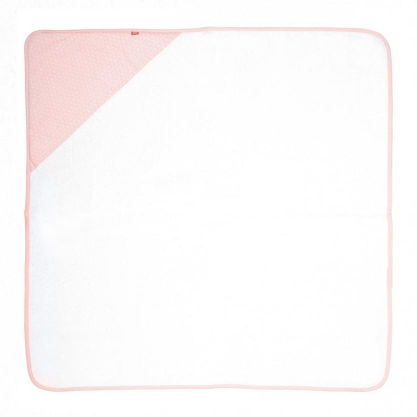 Capa de baño 100x100 cm be moon rosa - CAMBRASS