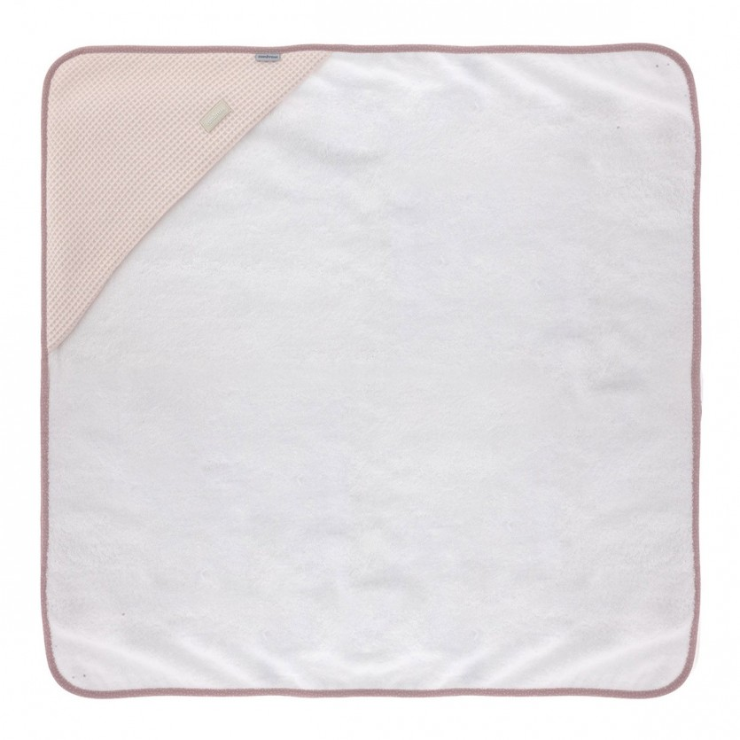Capa de baño 100x100 cm sky rosa - CAMBRASS