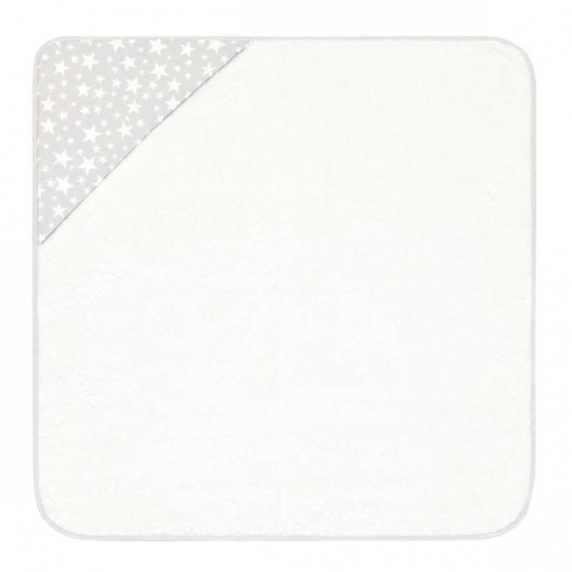 Capa de baño 80x80 cm star gris - CAMBRASS