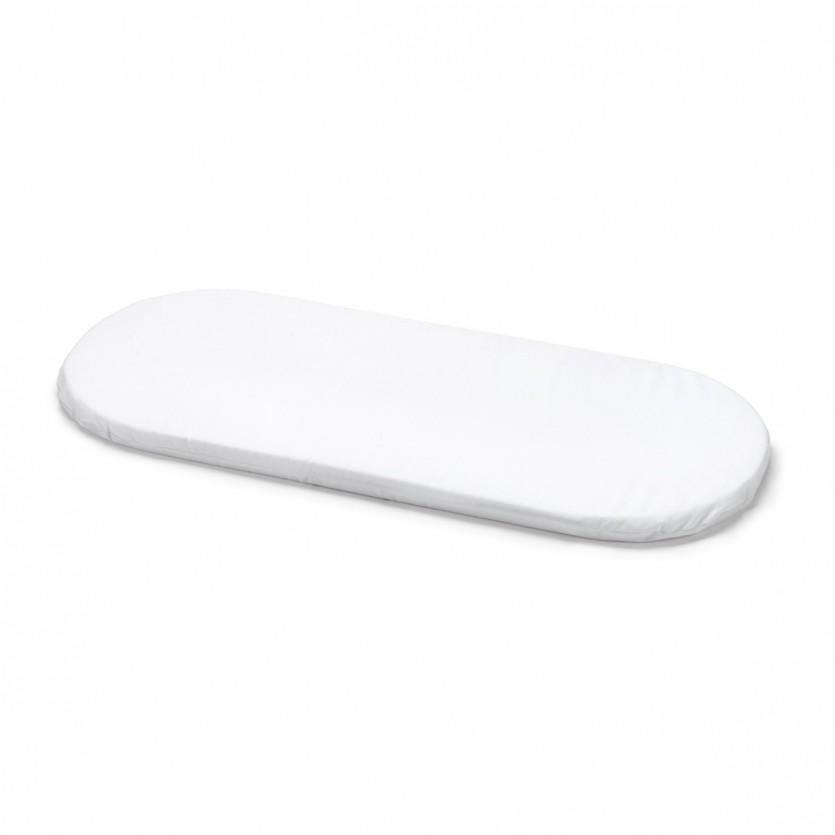 Colchon capazo liso e 35.5x79.5x3.5 cm blanco - CAMBRASS