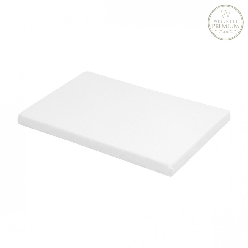 Colchon minicuna premium 46.5x81x5 cm blanco - CAMBRASS