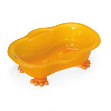 Bañera cubeta básica dou dou naranja brevi