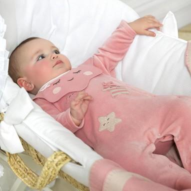 Pijama tundosado estrellas MAYORAL
