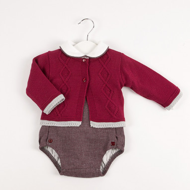 Ranita micropana con blusa estampada BAYON