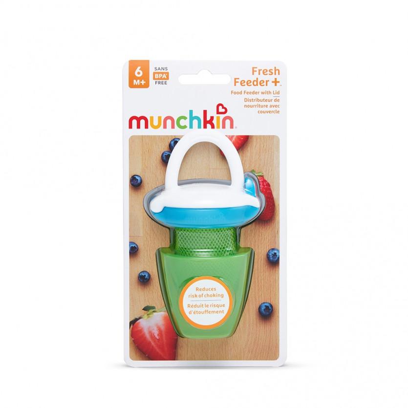 Alimentador Deluxe para alimentos Fresh Feeder+ MUNCHKIN