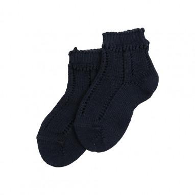 Calcetines calado algodon CONDOR