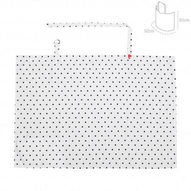 Cubre lactancia be dots unico 92x65 cm CAMBRASS