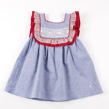 Vestido infantil Roma BAYON