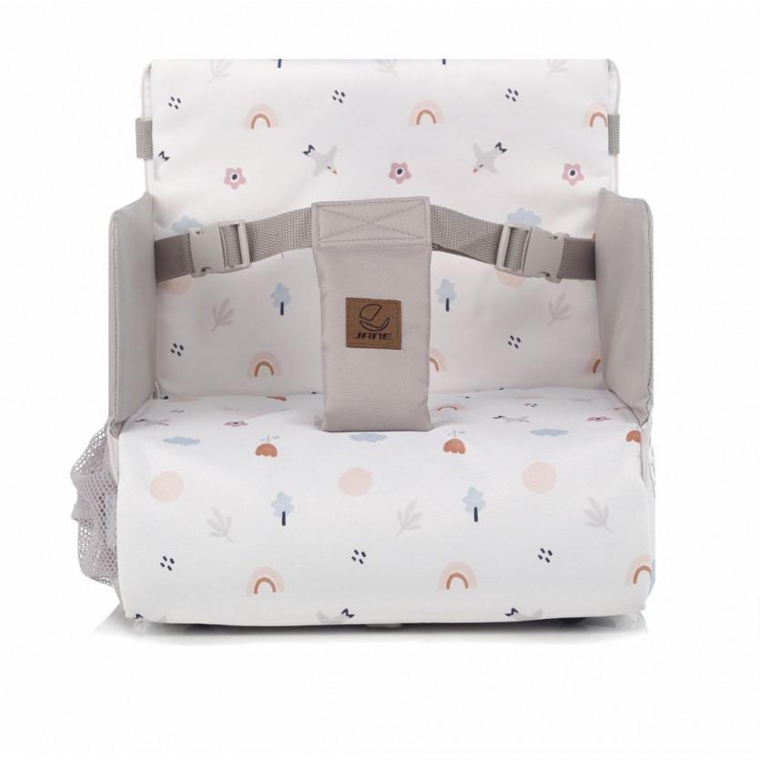 Bolso trona con compartimentos JANE