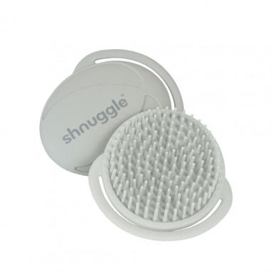 Cepillo silicona para costra lactea SHNUGGLE