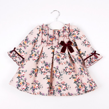 Vestido floreado BAYON