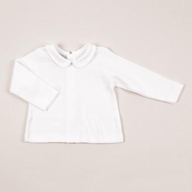 Camiseta cuello bebe BABIDU