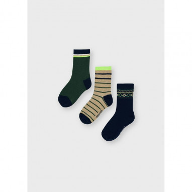 Pack 3 calcetines MAYORAL