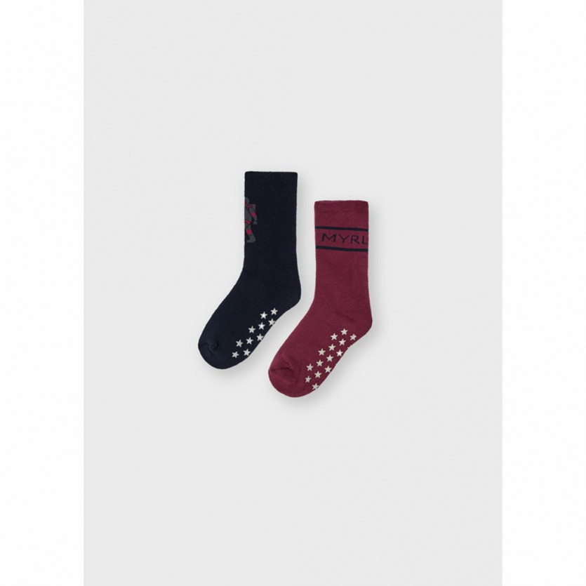Pack 2 calcetines antideslizantes MAYORAL