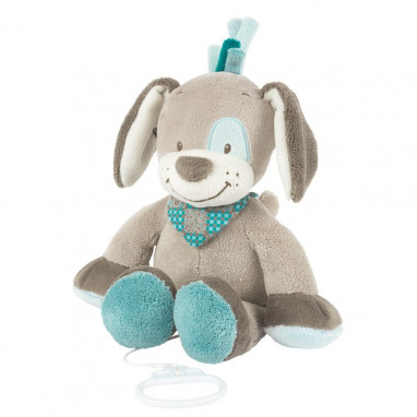 Peluche musical NATTOU Perro Gaston & Cyril