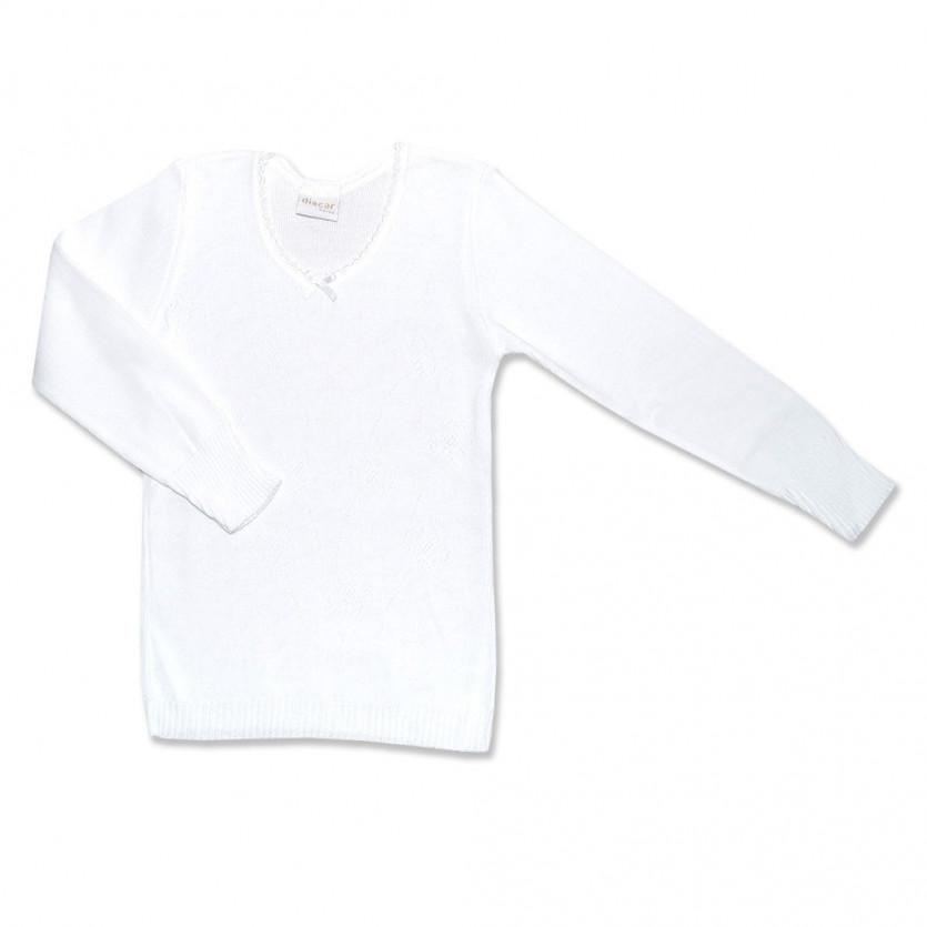 Boutique en ligne fc8a7 3d818 Comprar Camiseta interior manga larga niña DIACAR - BAYON