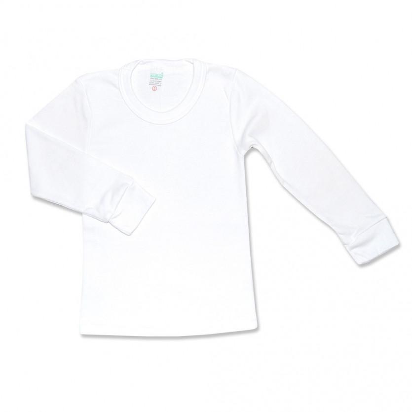 Camiseta termica manga larga niño BABIDU