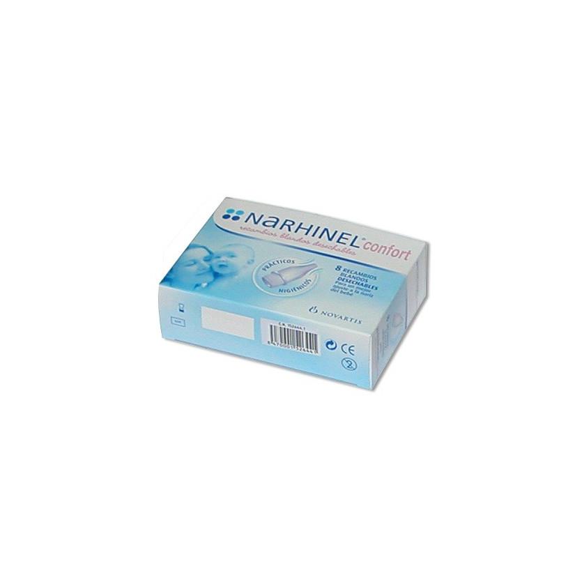 Recambios blandos - narhinel confort