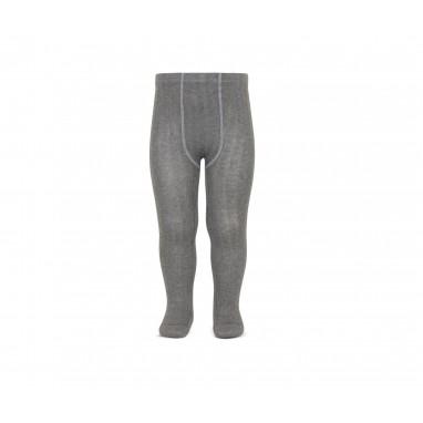 Leotardo canalé cóndor 230 gris