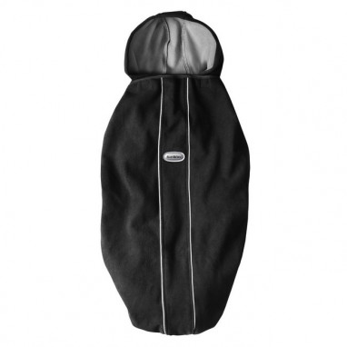 Funda para mochila porta bebé babybjörn negro