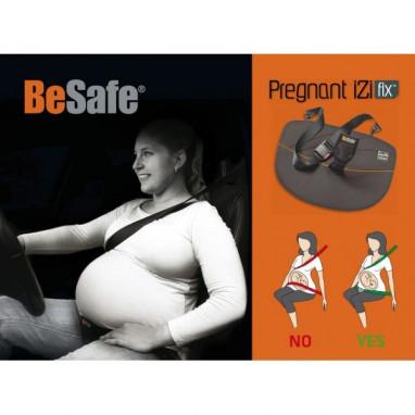 Cinturon de seguridad para embarazadas BESAFE izifix