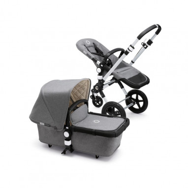 BUGABOO Cameleon 3 Classic+ The ONE gris melange