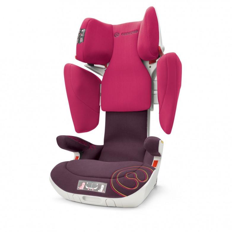 Comprar silla de auto grupo 2 3 concord transformer xt bayon for Sillas para auto grupo 2