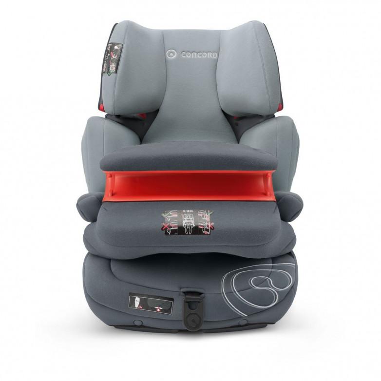 Comprar silla de auto grupo 1 2 3 concord transformer pro for Sillas para auto grupo 2