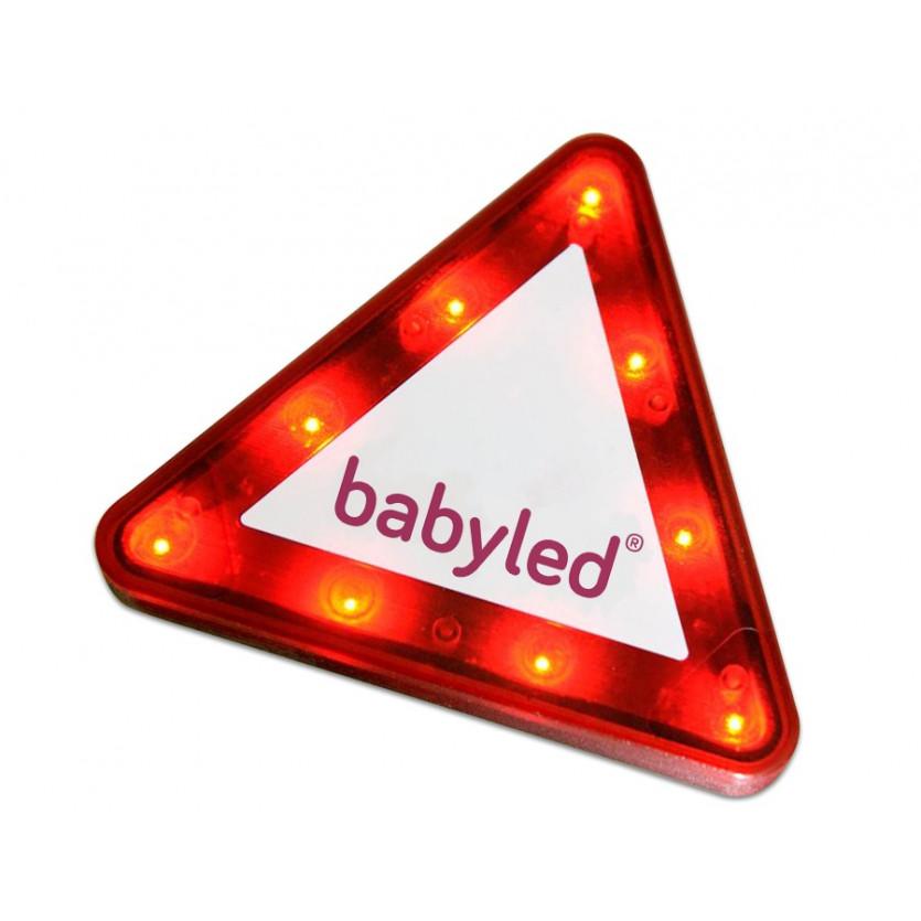 Dispositivo luminoso de vehiculo BABYLED