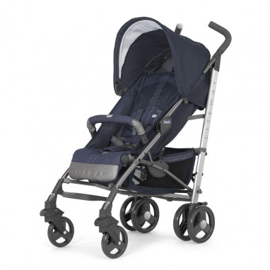 Silla de paseo CHICCO Lite Way2 Denim