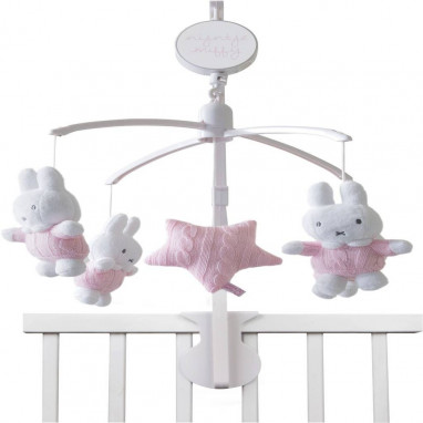 Carrusel musical Miffy