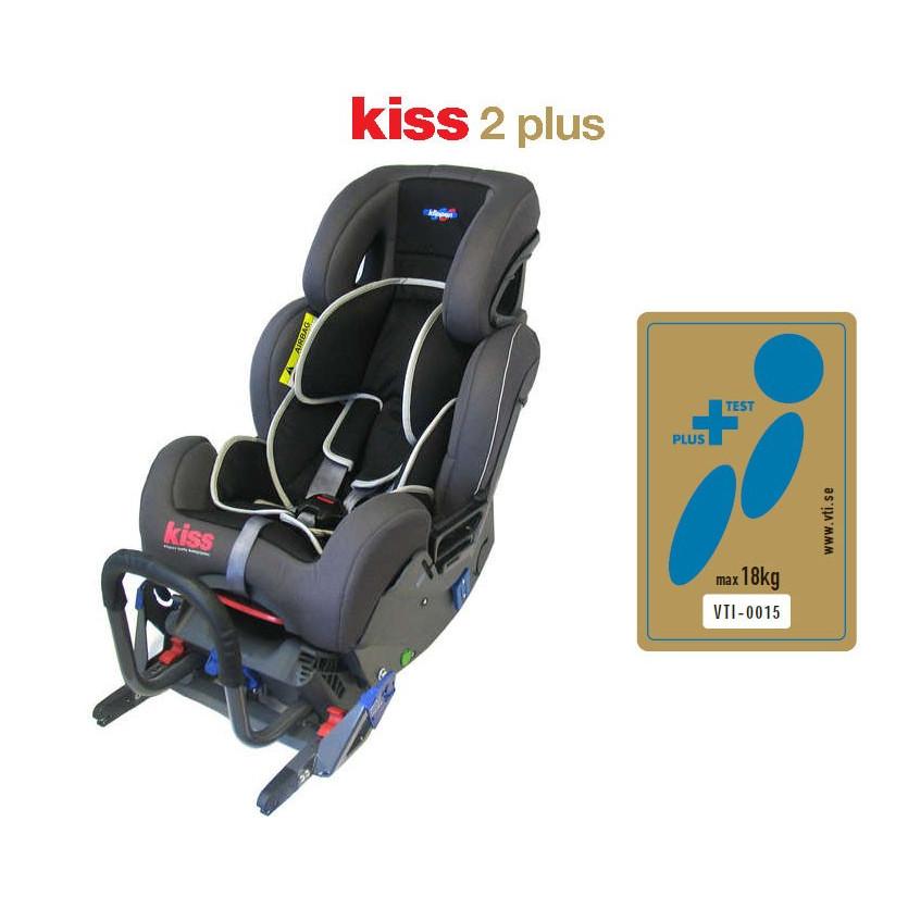 comprar silla de auto grupo 0 1 klippan kiss 2 plus isofix