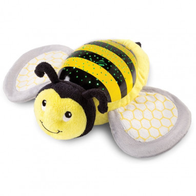 Peluche iluminador SLUMBER BUDDIES Yellow bumble the bee